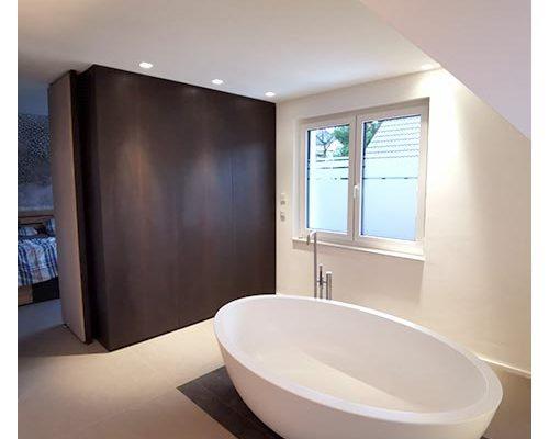 Interior Design: Multifunktions-Wohnwand Raumtrenner